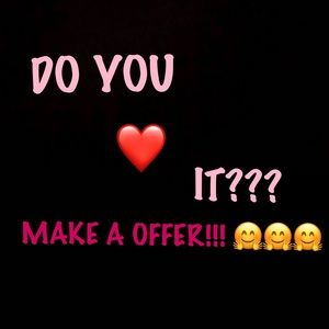 ❤️❤️❤️It?? Make A Offer!!🤗🤗🤗